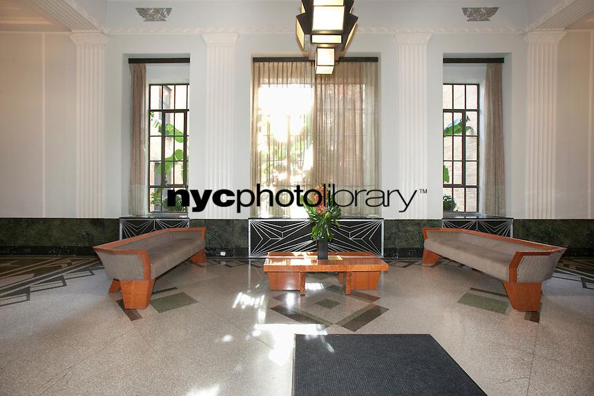 Lobby at 200 West 86th Street