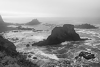 Oregon Coast at Yaquina Head