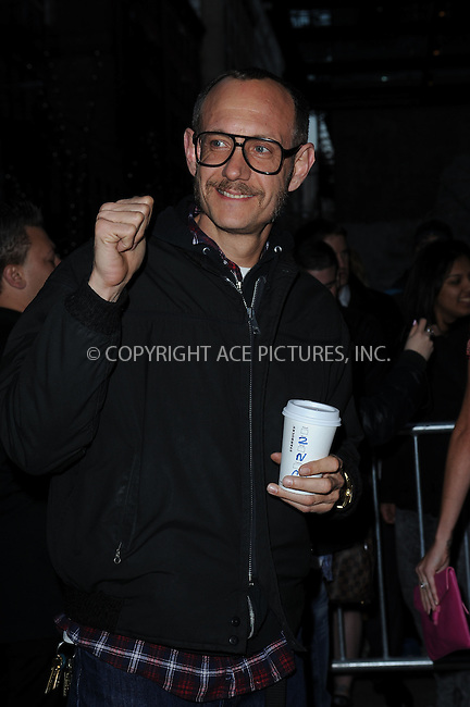 WWW.ACEPIXS.COM . . . . . .April 15, 2013...New York City....Terry Richardson attends a screening of 'Pain and Gain' held at Crosby Street Hotel on April 15, 2013  in New York City. ....Please byline: KRISTIN CALLAHAN - WWW.ACEPIXS.COM.. . . . . . ..Ace Pictures, Inc: ..tel: (212) 243 8787 or (646) 769 0430..e-mail: info@acepixs.com..web: http://www.acepixs.com .