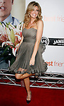 "HOLLYWOOD, CA. - September 15: Actress Diora Baird  arrives at the world premiere of ""My Best Friend's Girl"" at The Arclight Hollywood on September 15, 2008 in Hollywood, California."