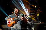 Zac Brown performs at LP Field during Day 1 of the 2013 CMA Music Festival in Nashville, Tennessee.