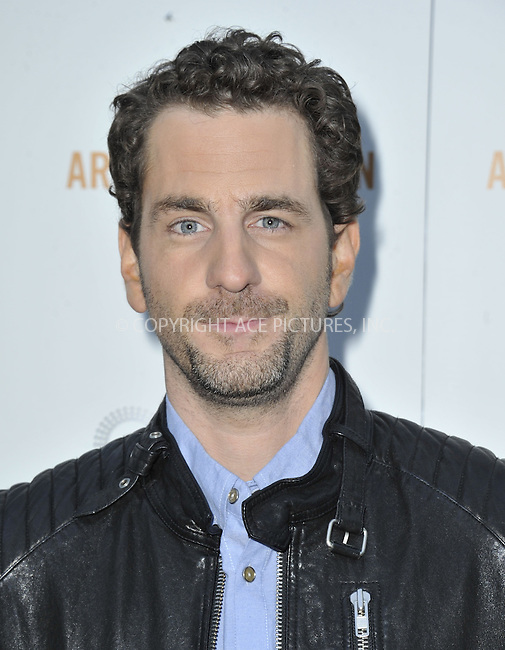 WWW.ACEPIXS.COM....April 18 2013, LA....Aaron Abrams arriving at the Los Angeles premiere of 'Arthur Newman' at ArcLight Hollywood on April 18, 2013 in Hollywood, California.......By Line: Peter West/ACE Pictures......ACE Pictures, Inc...tel: 646 769 0430..Email: info@acepixs.com..www.acepixs.com