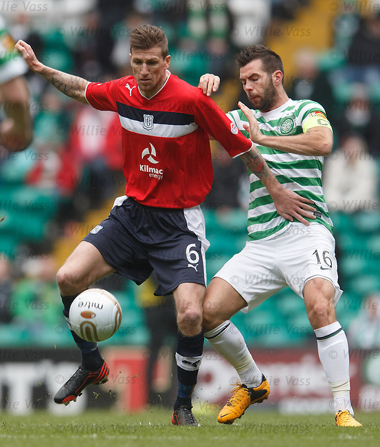 Ian Davidson and Joe Ledley
