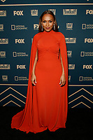 Beverly Hills, CA - JAN 06:  Janet Mock attends the FOX, FX, and Hulu 2019 Golden Globe Awards After Party at The Beverly Hilton on January 6 2019 in Beverly Hills CA. <br /> CAP/MPI/IS/CSH<br /> ©CSHIS/MPI/Capital Pictures