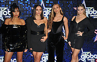 Little Mix (Leigh-Anne Pinnock, Jesy Nelson, Jade Thirlwall and Perrie Edwards)<br /> The Global Awards 2019, Hammersmith Apollo (Eventim Apollo), Queen Caroline Street, London, England, UK, on Thursday 07th March 2019.<br /> CAP/CAN<br /> &copy;CAN/Capital Pictures