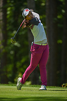 Hye-Jin Choi (KOR) watches her tee shot on 2 during round 1 of the U.S. Women's Open Championship, Shoal Creek Country Club, at Birmingham, Alabama, USA. 5/31/2018.<br /> Picture: Golffile | Ken Murray<br /> <br /> All photo usage must carry mandatory copyright credit (&copy; Golffile | Ken Murray)