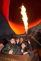 25 June 2018 - Hot Air Balloon Gold Coast and Brisbane