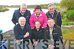 Castlemaine Tidy Towns are hoping to impress the judges in this year's competition and they are now calling on the whole community to come out and do a weekly clean-up. .Front L-R Michael O'Shea, Charlie Boyle and Pat Moriarty. .Back L-R John Dowling, Myra Colgan and Denis Tagney.