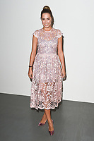 Amber Le Bon at the Jasper Conran Spring Summer 2018 show as part of London Fashion Week, London, UK. <br /> 15 September  2017<br /> Picture: Steve Vas/Featureflash/SilverHub 0208 004 5359 sales@silverhubmedia.com