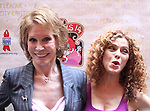 Mary Tyler Moore & Bernadette Peters .onstage at Broadway Barks 14 at the Booth Theatre on July 14, 2012 in New York City. Marking its 14th anniversary, Broadway Barks!, founded by Bernadette Peters and Mary Tyler Moore helps many of New York City's shelter animals find permanent homes and also inform New Yorkers about the plight of the thousands of homeless dogs and cats in the metropolitan area.