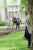 Grace Hall before The Delaware Oaks (gr 2) at Delaware Park on 7/14/12