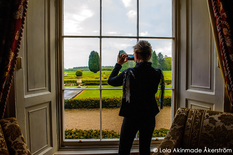 Ireland - People and faces at Castlemartyr