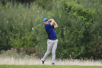 Andrea Pavin (ITA) on the 4th tee during Round 1 of the Bridgestone Challenge 2017 at the Luton Hoo Hotel Golf &amp; Spa, Luton, Bedfordshire, England. 07/09/2017<br /> Picture: Golffile | Thos Caffrey<br /> <br /> <br /> All photo usage must carry mandatory copyright credit     (&copy; Golffile | Thos Caffrey)