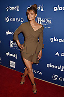 BEVERLY HILLS, CA - APRIL 12: Actress Halle Berry attends the 29th Annual GLAAD Media Awards at The Beverly Hilton Hotel on April 12, 2018 in Beverly Hills, California.<br /> CAP/ROT/TM<br /> &copy;TM/ROT/Capital Pictures