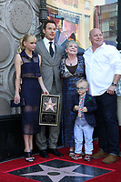 Anna Faris, Chris Pratt, Kathy Pratt, Jack Pratt, his brother