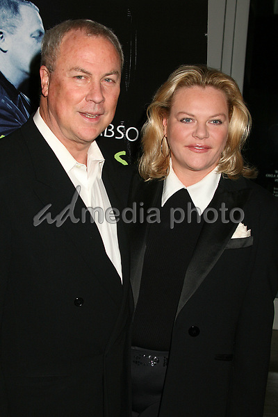 10 December 2006 - Beverly Hills, California. Robert Wilson and Katharina Otto-Bernstein. Los Angeles Premiere of 'Absolute Wilson' at The Museum of Television and Radio. Photo Credit: Byron Purvis/AdMedia