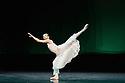 Edinburgh, UK. 29.08.2012. Mariinsky Ballet presents CINDERELLA as part of the Edinburgh International Festival. Picture shows:Diana Vishneva (Cinderella). Photo credit: Jane Hobson.
