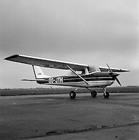 Royal Antwerp Aviation Club.  April 1970.   Luchthaven Deurne.