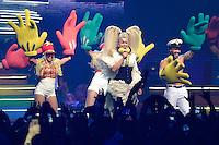 SÃO PAULO, SP, 02.12.2016 - SHOW-SP - A cantora e apresentadora Xuxa durante show na noite desta sexta-feira (02), no Citibank Hall em São Paulo. (Foto: Levi Bianco\Brazil Photo Press)