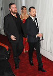 Aaron Paul arriving at The Weinstein Company and Netflix 2014 Golden Globes After Party, held at the old Trader Vic's in The Beverly Hilton Hotel on January 12, 2014