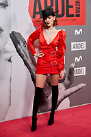 Ana Polvorosa attends to ARDE Madrid premiere at Callao City Lights cinema in Madrid, Spain. November 07, 2018. (ALTERPHOTOS/A. Perez Meca) /NortePhoto.com