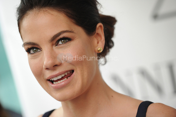 Michelle Monaghan at the 40th annual Fifi awards at Alice Tully Hall, Lincoln Center on May 21, 2012 in New York City.. Credit: Dennis Van Tine/MediaPunch
