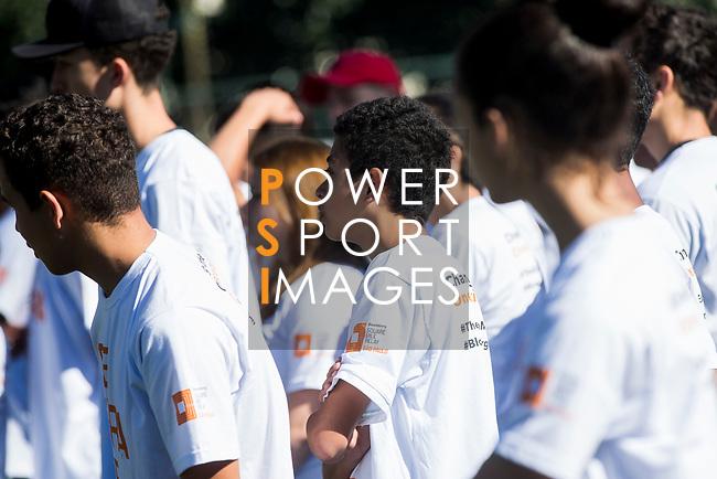 The Extra Mile 2018 - Sao Paulo on 11 August 2018, in Sao Paulo, Brazil. Photo by Leonardo Benassatto / Power Sport Images