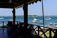 TANZANIA Tanga, yacht club from colonial time