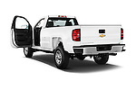 Car images of a 2015 Chevrolet Silverado 2500 Hd Work Truck Regular Cab Lwb 2 Door Pickup 2WD Doors