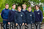 Kerry 1st year maths quiz at IT Tralee South campus on Friday. Pictured Danny Brosnan,Padraig Doyle,Éanna Coleman,Daniel O'Sullivan,Aaron Leahy and Donal O'Connell from St Brendan's Listowel