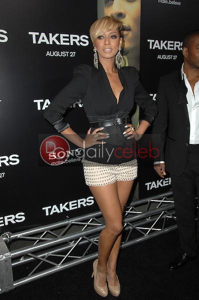 "Keri Hilson<br /> at the ""Takers"" World Premiere, Arclight Cinerama Dome, Hollywood, CA. 08-04-10<br /> David Edwards/Dailyceleb.com 818-249-4998"