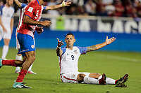Harrison, N.J. - Friday September 01, 2017:   Clint Dempse during a 2017 FIFA World Cup Qualifying (WCQ) round match between the men's national teams of the United States (USA) and Costa Rica (CRC) at Red Bull Arena.