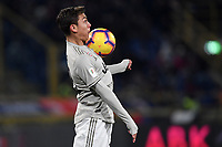 Paulo Dybala of Juventus in action during the Italy Cup 2018/2019 football match between Bologna and Juventus at stadio Renato Dall'Ara, Bologna, January 12, 2019 <br />  Foto Andrea Staccioli / Insidefoto