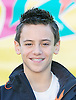 Tom Daley (aged 14)<br /> <br /> at the Olympics 2012 Get Set Roadshow in Trafalgar Square London, Great Britain <br /> 9th January 2008 <br /> <br /> Photograph by Elliott Franks <br /> <br /> Thomas Robert &quot;Tom&quot; Daley (born 21 May 1994] is an English diver who specialises in the 10 metre platform event and was the 2009 FINA World Champion in the individual event at the age of 15. He started diving at the age of seven and is a member of Plymouth Diving Club. He has made an impact in national and international competitions from age 9. He represented Great Britain at the 2008 Summer Olympics where he was Britain's youngest competitor, the youngest competitor of any nationality outside the sport of swimming, and the youngest to participate in a final. In the first post-Rome 2009 World Championships edition of the FINA World Diving Rankings for the ten-metre platform, Daley reached a new career best ranking of number one.<br /> He won two gold medals for England at the 2010 Commonwealth Games, in the 10 metre synchro diving (with Max Brick) and the 10 m Individual Platform competition.