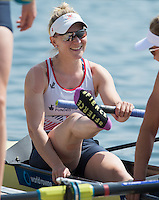 Caversham, Nr Reading, Berkshire.<br /> <br /> Katie GREVES, Olympic Rowing Team Announcement morning training before the Press conference at the RRM. Henley.<br /> <br /> Thursday  DATE}<br /> <br /> [Mandatory Credit: Peter SPURRIER/Intersport Images]