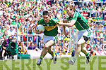 Kerry v Limerick Munster Final at Fitzgerald Stadium
