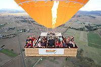 20140308 March 08 Hot Air Balloon Gold Coast