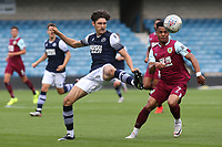 Besart Topalloj of Millwall in action during Millwall Under-23 vs Burnley Under-23, Professional Development League Football at The Den on 9th August 2019