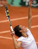 30-05-10, Tennis, France, Paris, Roland Garros,   Schiavone