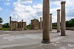 Columns, Roman Governor's Villa, Sicily