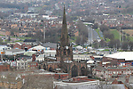 Rotherham Roof Top Views Images
