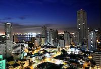 CARTAGENA - COLOMBIA: Cartagena de Indias, oficialmente Distrito Tur'stico y Cultural de Cartagena, m‡s conocida como Cartagena, es una ciudad colombiana localizada a orillas del mar Caribe, capital del departamento de Bolivar. Con el paso del tiempo, Cartagena ha desarrollado su zona urbana, conservando el centro hist—rico y convirtiŽndose en uno de los puertos de mayor importancia en Colombia, el Caribe y el mundo as' como cŽlebre destino tur'stico. /  Cartagena de Indias, officially Tourism and Cultural District of Cartagena, better known as Cartagena, is a Colombian city located along the Caribbean Sea, capital of the department of Bolivar. Over time, Cartagena has developed its urban area, preserving the historic and becoming one of the most important ports in Colombia, the Caribbean and the world as well as famous tourist destination. (Photo: VizzorImage / Luis Ramirez / Staff.