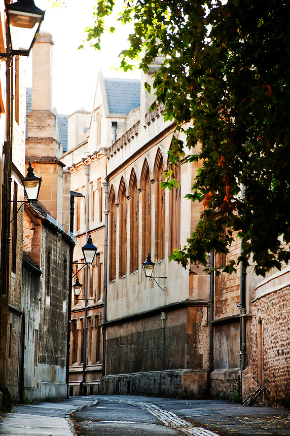 Brasenose Lane, Oxford.