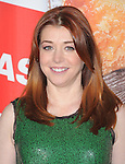 Alyson Hannigan at The Universal Pictures' L.A. Premiere of American Reunion held at The Grauman's Chinese Theatre in Hollywood, California on March 19,2012                                                                               © 2012 Hollywood Press Agency