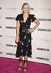 WEST HOLLYWOOD, CA - OCTOBER 12: Actress Emily Osment arrives at Cosmopolitan Magazine's 50th Birthday Celebration at Ysabel on October 12, 2015 in West Hollywood, California.