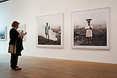 The work of Pieter Hugo in the Deutsche Borse Photography Prize exhibition, The Photographers' Gallery, London