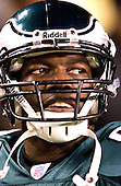 Philadelphia Eagles wide receiver Terrell Owens (81) before the game against the Washington Redskins in Landover, Maryland on December 12, 2004.  The Eagles won the game 17 - 14..Credit: Ron Sachs / CNP