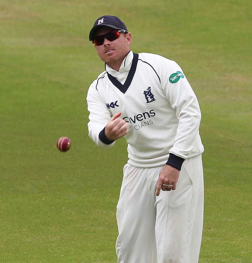 Warwickshire's Ian Bell <br />