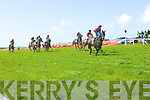 the racing at the North Kerry Harriers Point to Point in Ballybunion on Sunday