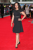 Parminder Nagra arriving for the Postman Pat Premiere, Odeon West End, London. 11/05/2014 Picture by: Alexandra Glen / Featureflash